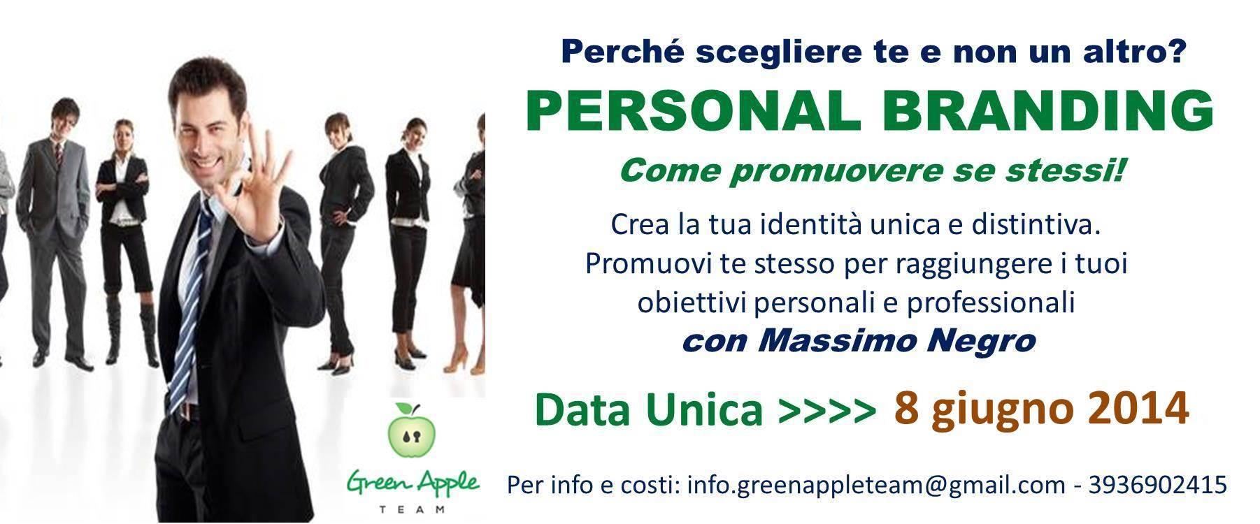 Personal Branding Massimo Negro